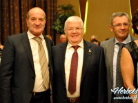 With Raoul & Xavier Verstraete