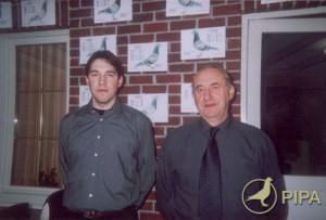 Alain en Dirk Van Driessche